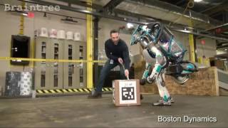 The CEO of Boston Dynamics explains each robot in the fleet