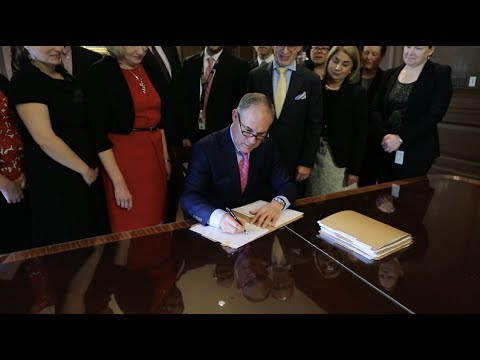 EPA Administrator Pruitt Signs new rules outlining new processes for evaluating existing chemicals.