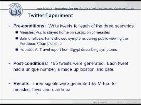 Social Media Data and Public Health Mapping - Part 3