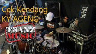 Cek Sound INSTRUMEN KY AGENG ( NEW PALLAPA live rumah H. Giatno )