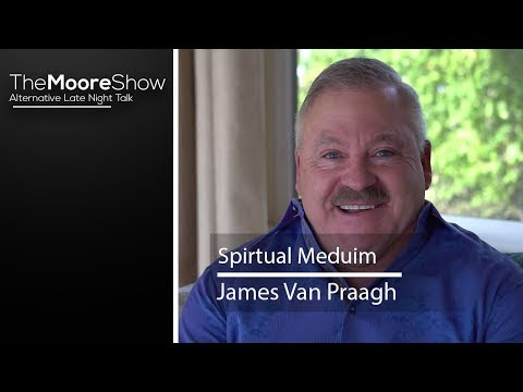 Renowned Medium James Van Praagh Ultimate Spiritual Intervie