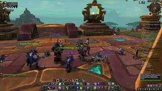 World of Warcraft BFA - World Questing