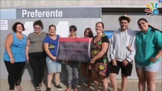 Fans acampados 72 horas para asistir al concierto en Jerez de Alejandro Sanz