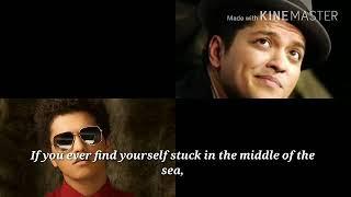 BRUNO MARS, Count on me ||official video lyrics || video lirik