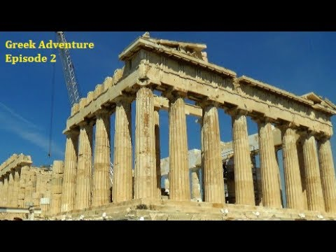 Greek Adventures  : Acropolis and Thision open air theatre (Day 2)