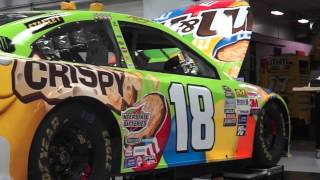 Joe Gibbs Racing NASCAR Hype Video for the The Chase 2015