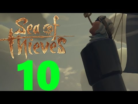 [10] The Best Dress-ed Pirate! (Sea Of Thieves With Friends)
