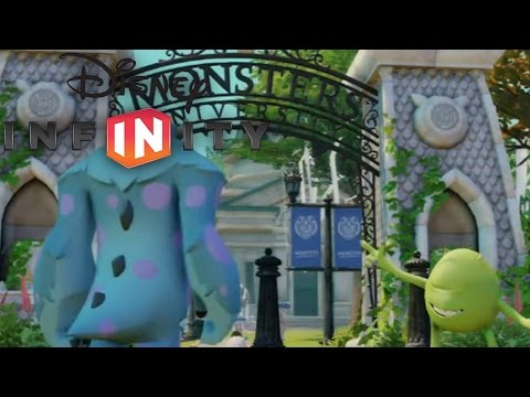 Disney Infinity : Monstre Academy - Missions Principales