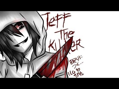 Крипипаста - Джефф убийца и бледнолицая девушка