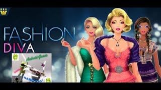 Fashion Diva Android HD GamePlay Trailer Tutorial