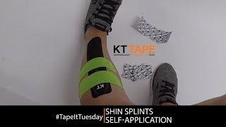 Tape It Tuesday - Shin Splints