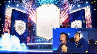 PRIME ICON im TOTY PACK OPENING 😱🔥