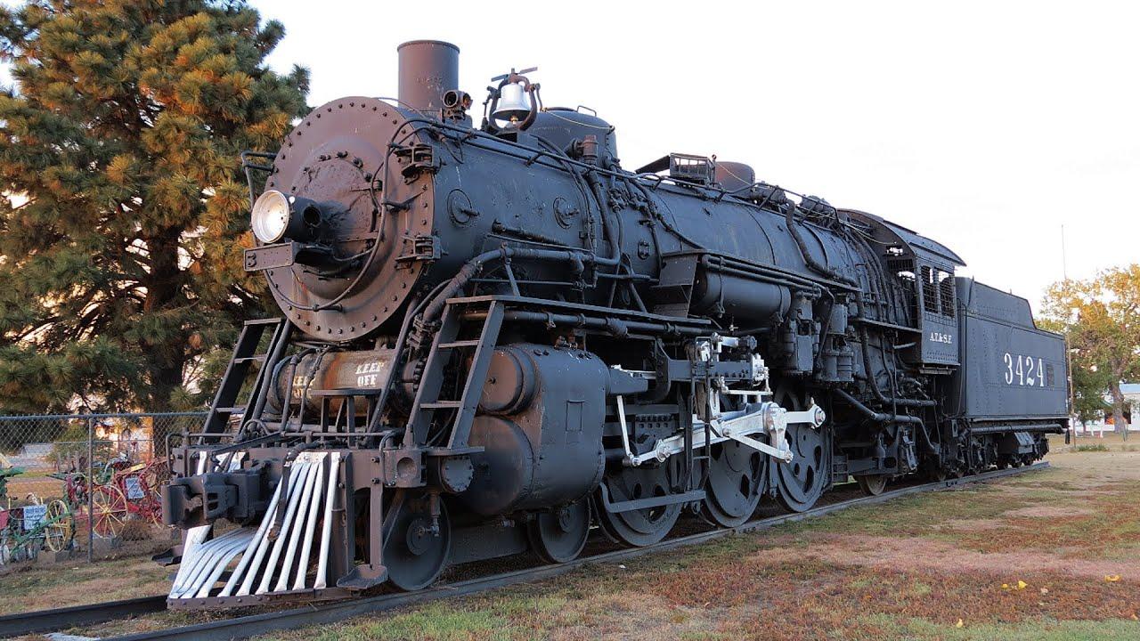 Railworks America • View topic - Santa Fe 2900/3700 class