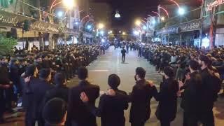 Azeri sinezen 2020 / İran - Tebriz 1 Muharrem 2020 / Hüseyn Yatma Yaralı