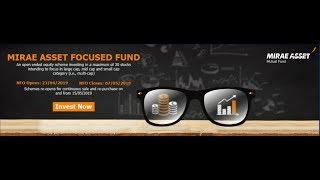Mirae Asset Focused Fund - NFO