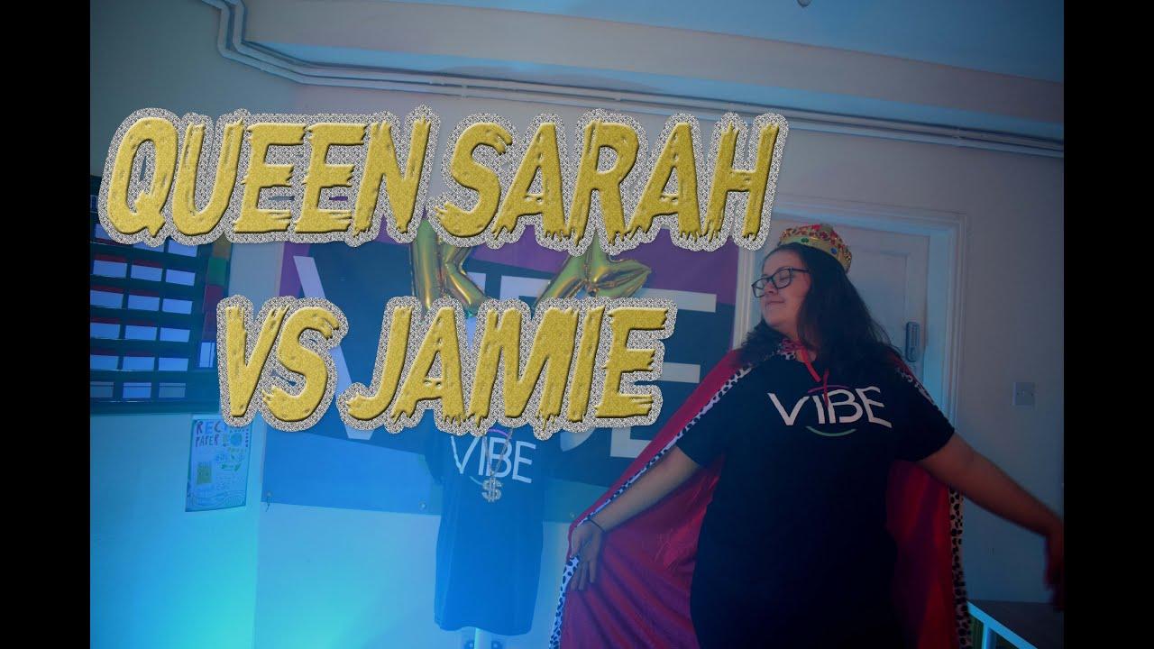 Kitchen Messi: Jamie VS Sarah - Egg roulette