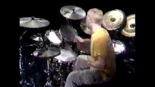 Greg Bissonette soloing