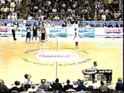 Lamar Odom   Rhode Island v. Temple (1999), Game Winner