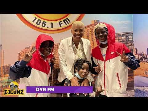 E-ICONZ LIVE INTERVIEW ON DRY(Durban Your Radio) FM DURBAN