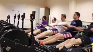 Pressures of University Rowing