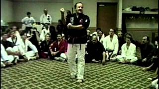 George Dillman/Dillman Karate International/Important Speech