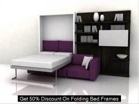 Get 50 Discount On Folding Bed With Aluminium Frame And Mattress