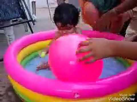 "Sisindri- ""Chinni Tandri Ninu Chudaga""  Very Very Cute Kid"