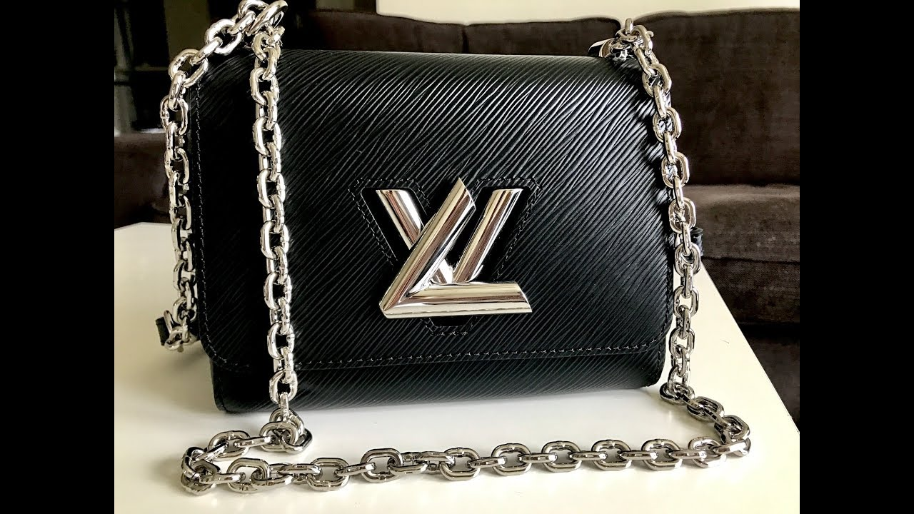 e0685d3c59e Louis Vuitton TWIST PM - Mini Review - YouTube