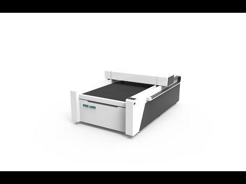 Oree Laser Flatbed CO2 Laser Engraver Cutter O-B