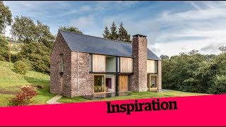 The Nook: A Modern Stone Self Build (with Interview)