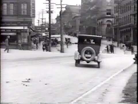 1920s Saint John Tourism Video