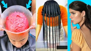AMAZING HAIR TRANSFORMATIONS that actually WORK !!