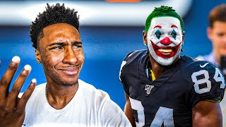 I'M BEING SUED BY ANTONIO CLOWN!