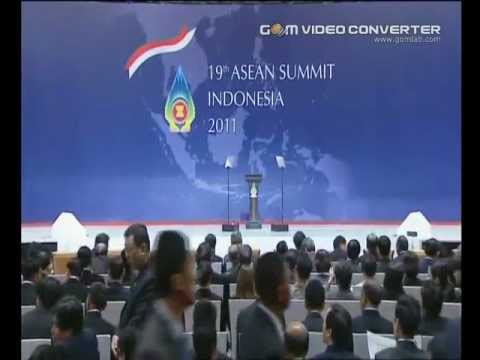 19th ASEAN SUMMIT INDONESIA 2011