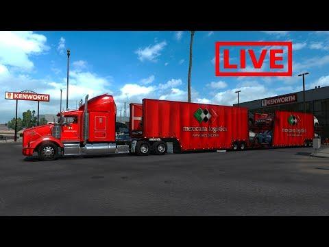Madrina Kenworth T800 | Hermosillo, Sonora, México a Stockton, California, EUA