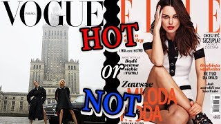 VOGUE CZY ELLE? HOT OR NOT