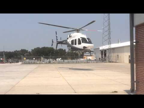 Kearney Good Samaritan Air Care Helicopter