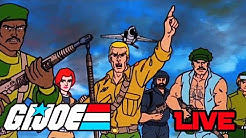 G.I. Joe Live | A Real American Hero (Full Episodes) | Live Now