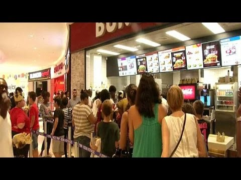CFAO opens first shopping mall in Africa