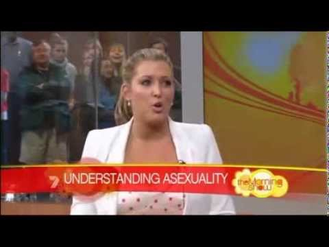"""The Morning Show (7TV) - """"Understanding asexuality"""" with Nikki Goldstein - 28 Sep 2011"""
