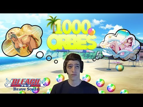 BLEACH BRAVE SOULS : +1000 ORBES INVOCATIONS, LOTERIE VACANCES ! Y A PLUS DE RESPECT...
