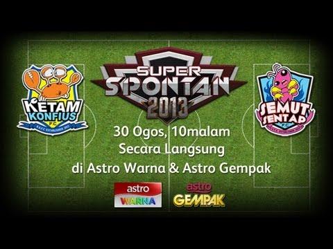 Super Spontan 2013 - Week 1