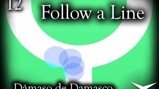 12.Pero que bieeen se me da... cof, cof, cof (Follow a Line) // Gameplay Español