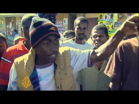 Haiti protests spread to capital