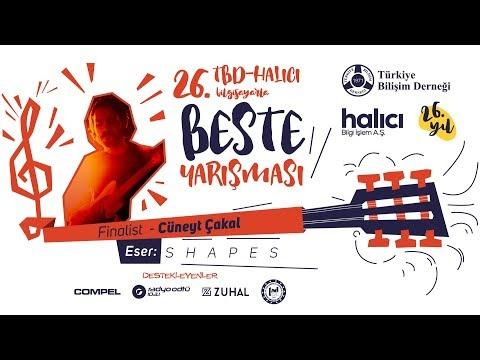 26. TBD-Halıcı Beste Yarışması: Cüneyt Çakal - Shapes