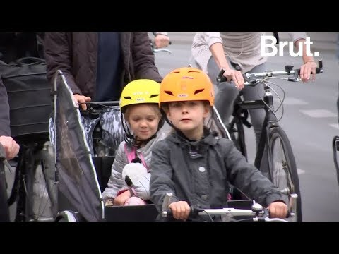 Copenhague : tous à vélo !
