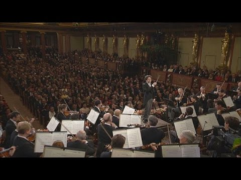 Vienna Philharmonic Orchestra: New Year's Concert at the Musikverein - musica