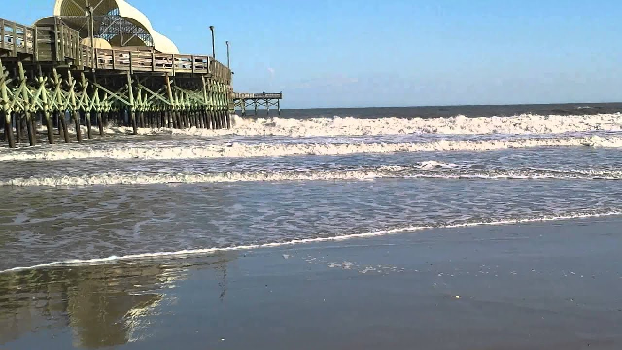 Apache Pier Myrtle Beach South Carolina