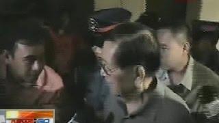 NTG: Sen. Juan Ponce Enrile, nasa PGH para magpa-checkup