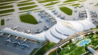 5 Airports Taking-Off by 2025 | The B1M